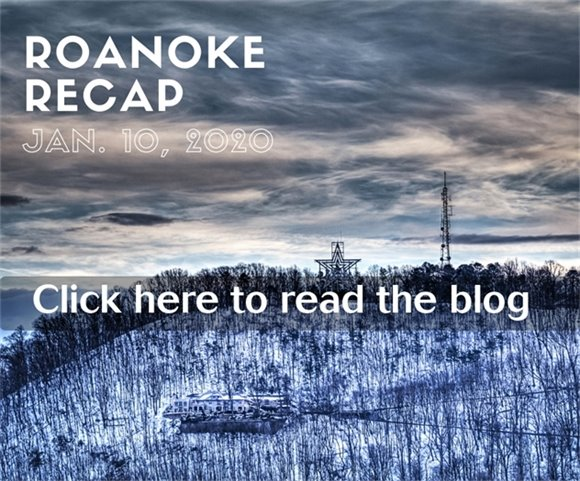 Roanoke Recap