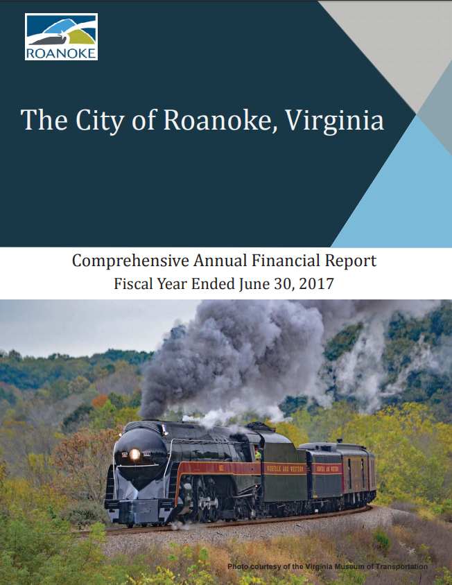 Link to Comprehensive Annual Financial Report (Fiscal Year Ended June 30, 2017)