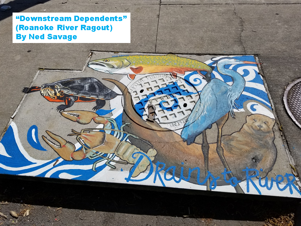 Downstream Dependents by Ned Savage