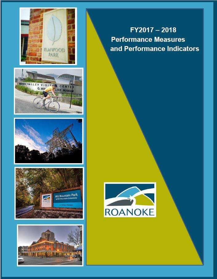 Performance Measure and Indicator Report FY2018