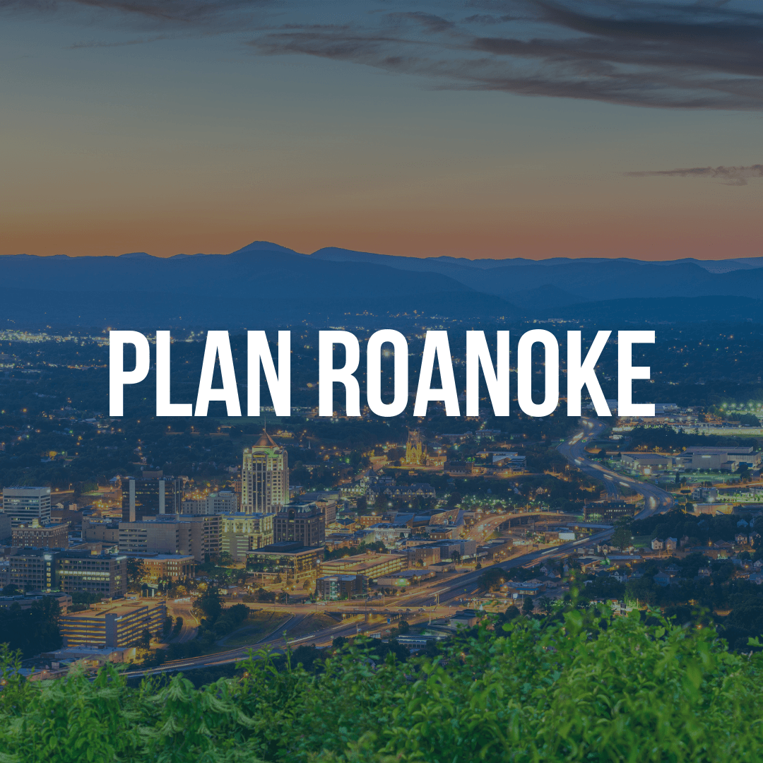 Plan Roanoke Comprehensive Plan