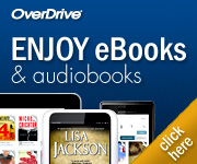 OverDrive Enjoy e-books and audiobooks