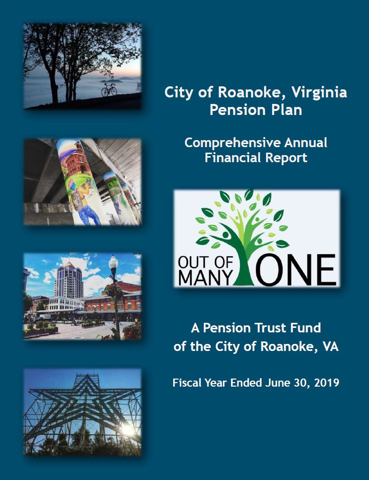 Pension Trust Fund of the City of Roanoke, VA (Fiscal Year Ended June 30, 2019)