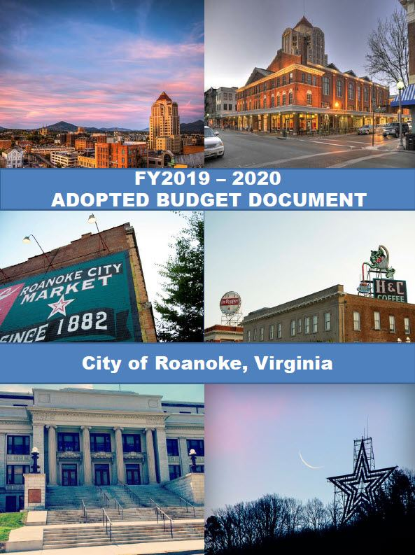 Adopted Budget Document FY 2019-2020