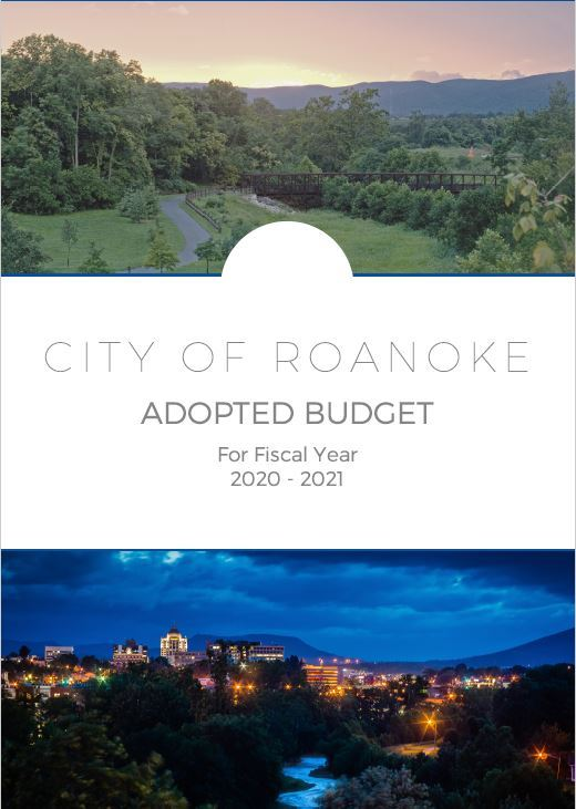 FY21 ADOPTED BUDGET DOCUMENT