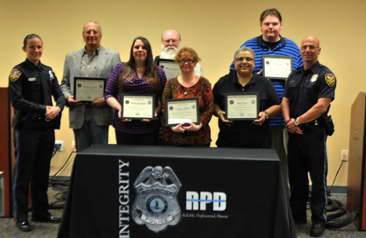 Advanced Citizens Police Academy