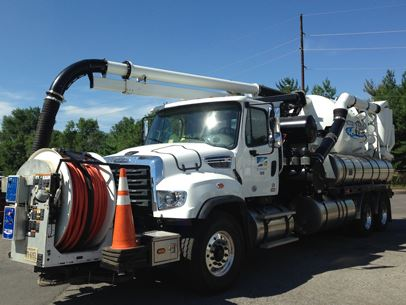 Roanoke Vactor Truck