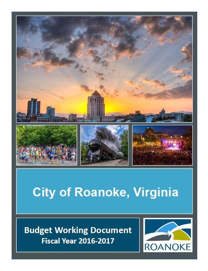 FY17 Budget Working Document