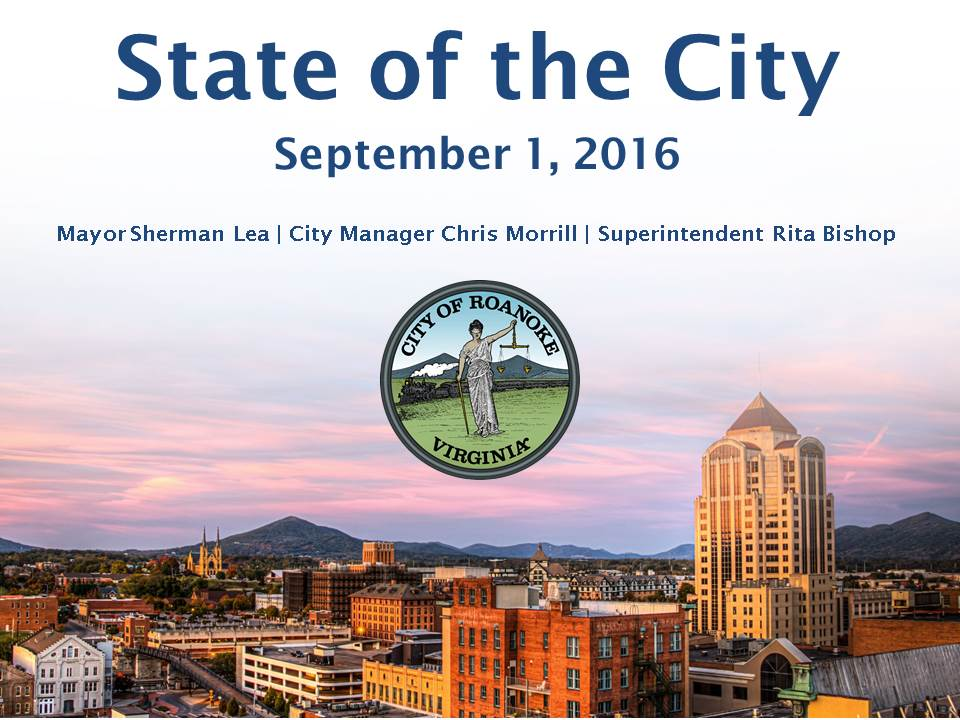 State of City 2016