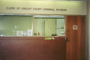 Clerk of Circuit Court Criminal Division
