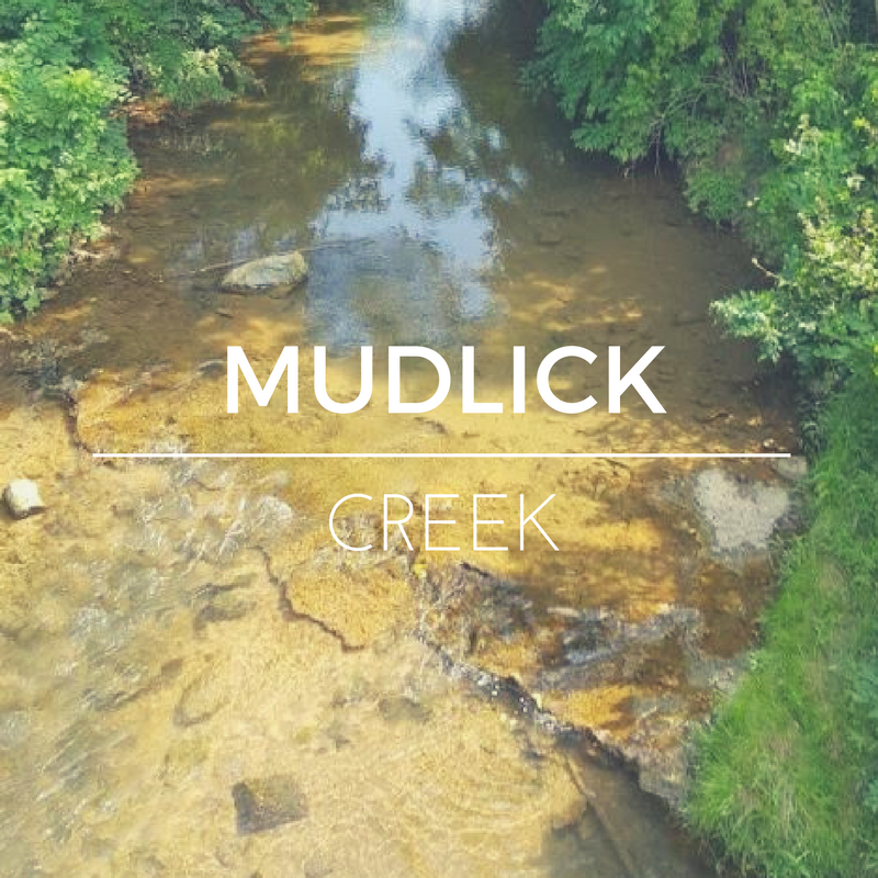 Mudlick Creek