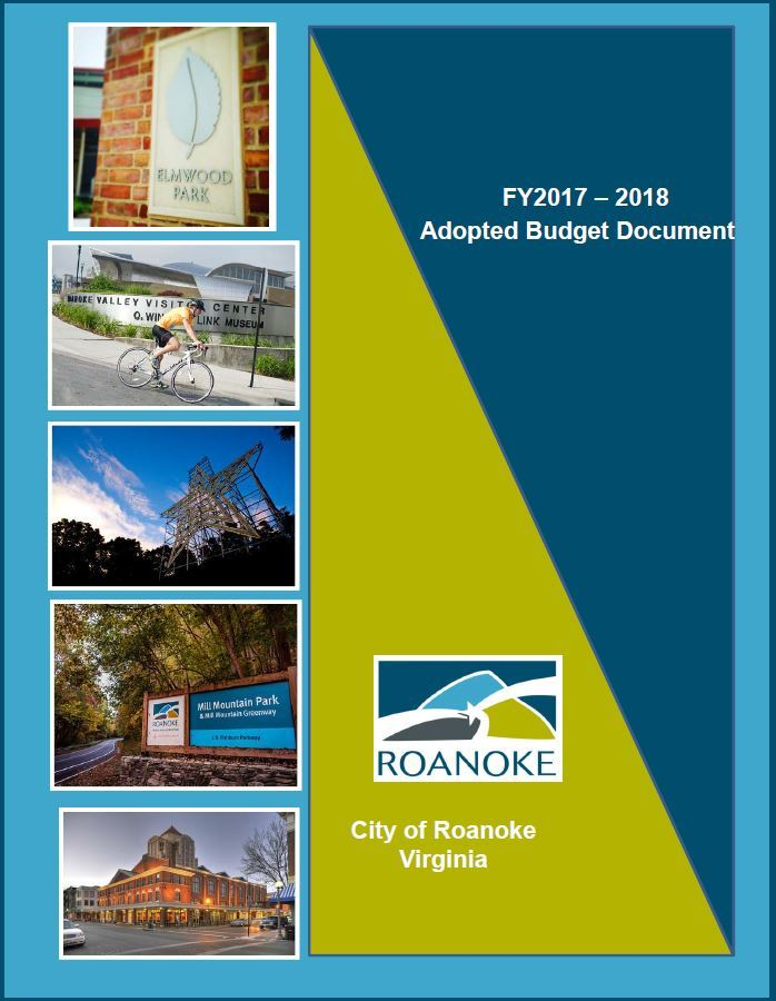 FY18 Adopted Budget