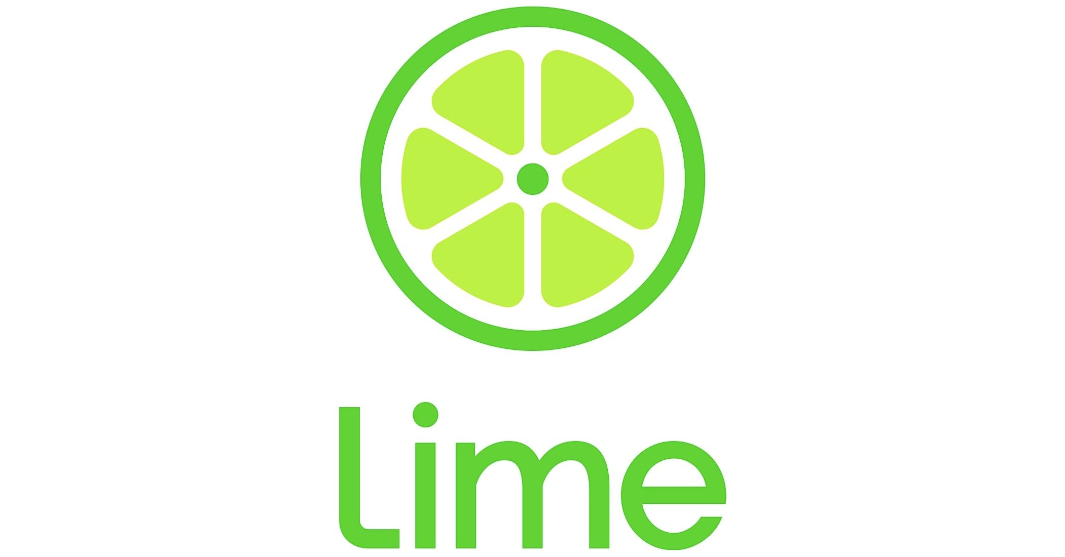 Lime Scooters Logo