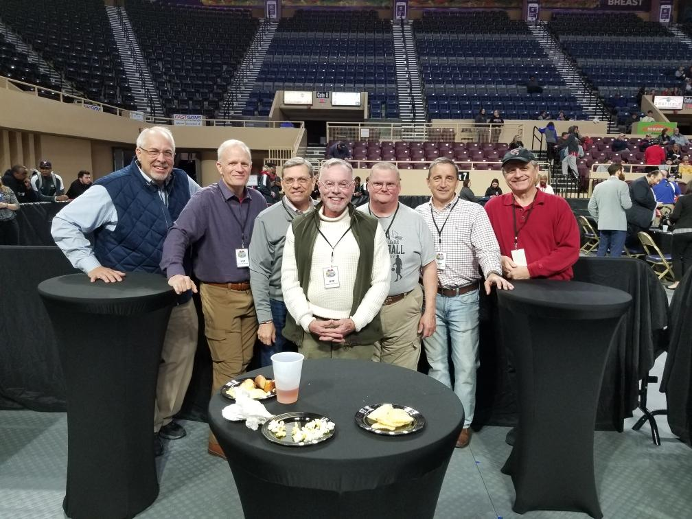 Lea Basketball Classic brought together Roanoke County Board of Supervisors and Roanoke County Schoo
